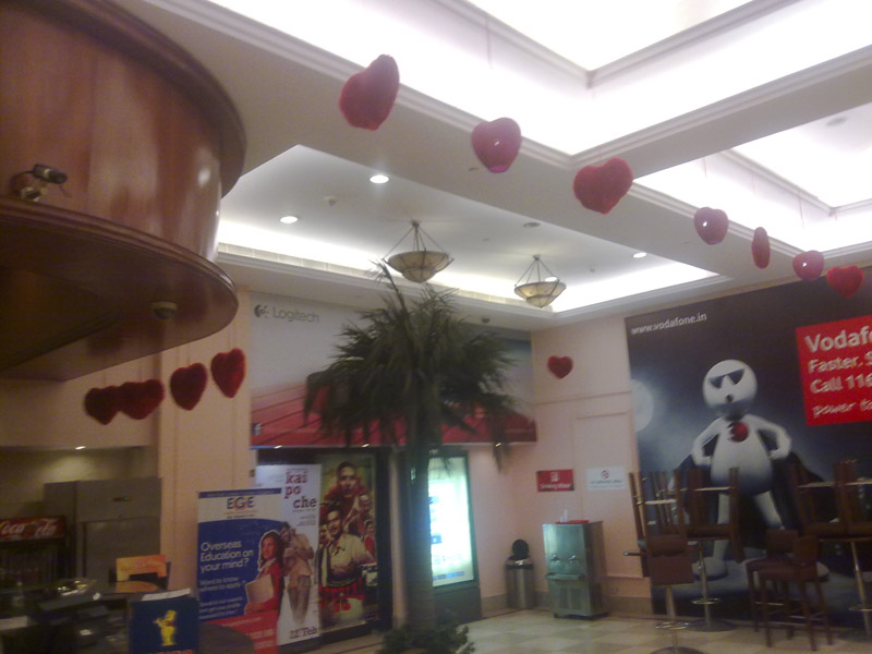 Mall Decor